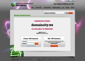 domaincity.ws