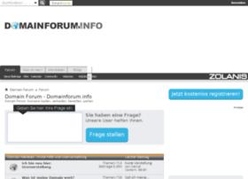 Domainforum.info