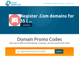 Domainpromocodes.com