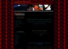 Domainsinternational.net