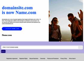 domainsite.com