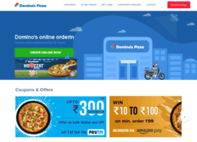dominos.in