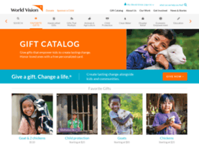 Donate.worldvision.org