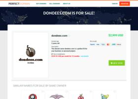 dondees.com