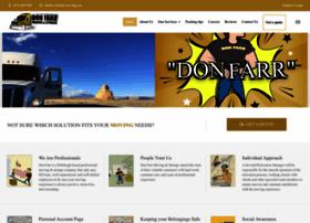 donfarrmoving.com