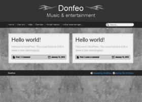 donfeo.com