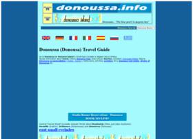 donoussa.info