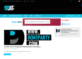 dontparty.co.za