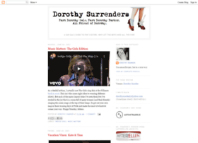 dorothysurrenders.blogspot.com