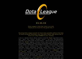dota-league.com