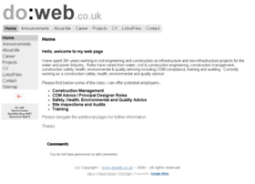 doweb.co.uk