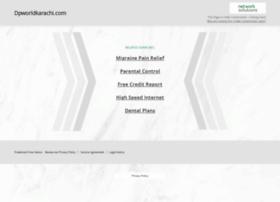 Dpworldkarachi.com