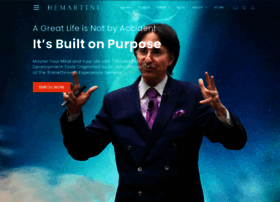 drdemartini.com