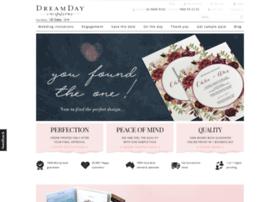 dreamdayinvitations.com.au