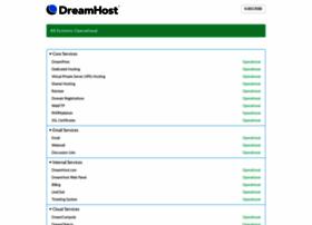 dreamhoststatus.com
