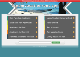dreamvacationrent.com