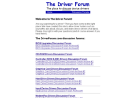 driverforum.com