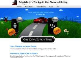 Drivesafe.ly