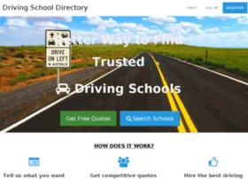 drivingschooldirectory.com.au