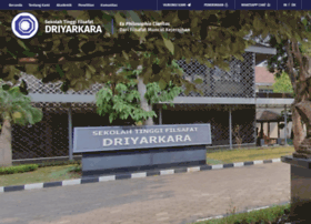 driyarkara.ac.id