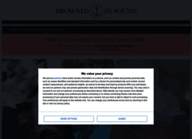 drownedinsound.com