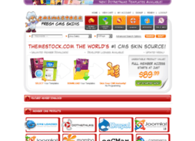drupal-templates.themestock.com