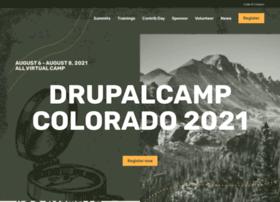 drupalcampcolorado.org
