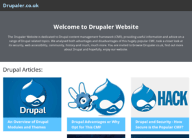 drupaler.co.uk