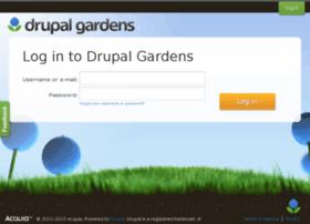 drupalgardens.com