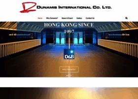 dunamis-hk.com