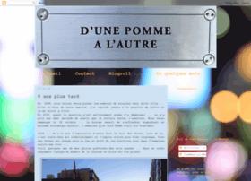 dunepommealautre.blogspot.com