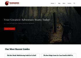 dungeonmastering.com