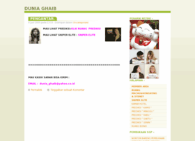Duniaghoib.wordpress.com