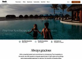 dusit.com