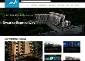 dwarkaapartment.com