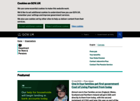 dwp.gov.uk