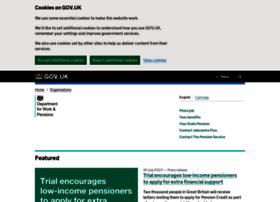 dwp.gov.uk
