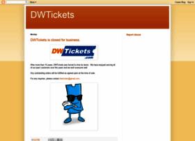 dwtickets.com