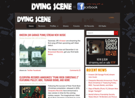 dyingscene.com