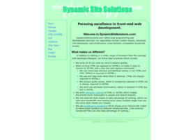 dynamicsitesolutions.com