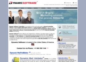 dynamicsoftware.com