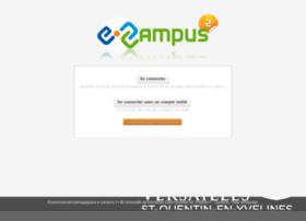 e-campus.uvsq.fr