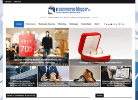 e-commerce-blogger.de