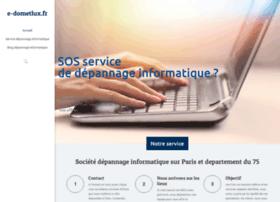 E-dometlux.fr
