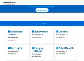 e-katalogstron.pl