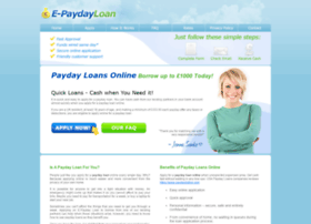 e-paydayloan.co.uk