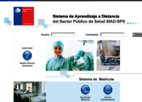 E-sectorpublicodesalud.cl