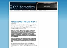 e71fanatics.com