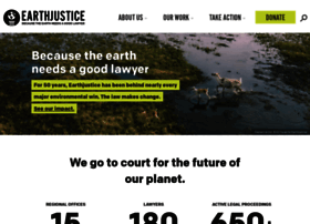 earthjustice.org