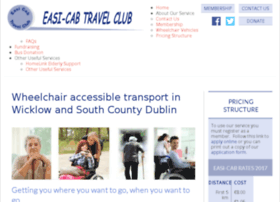 easi-cab-travel-club.org